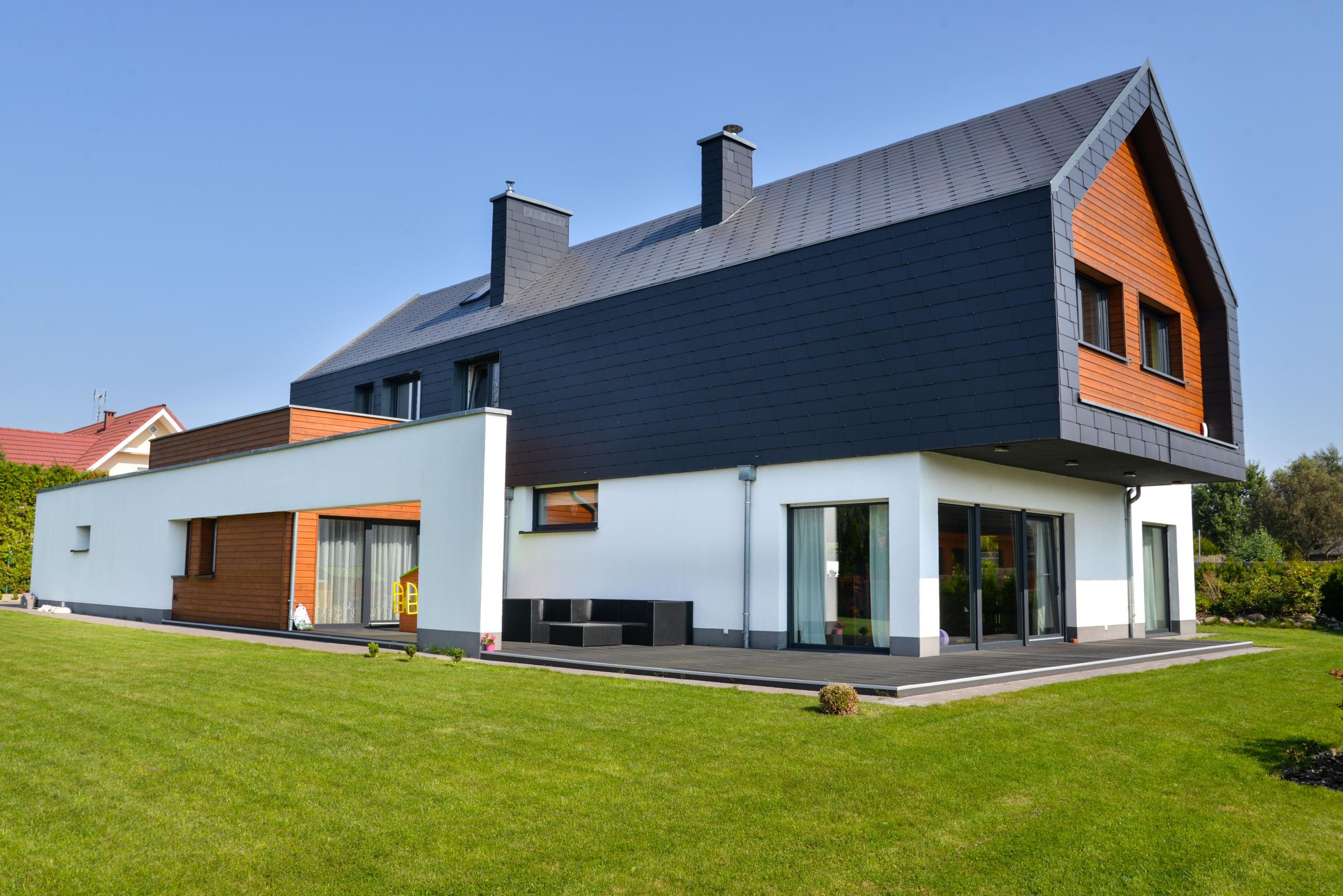 Alba – Budynek mieszkalny jednorodzinny