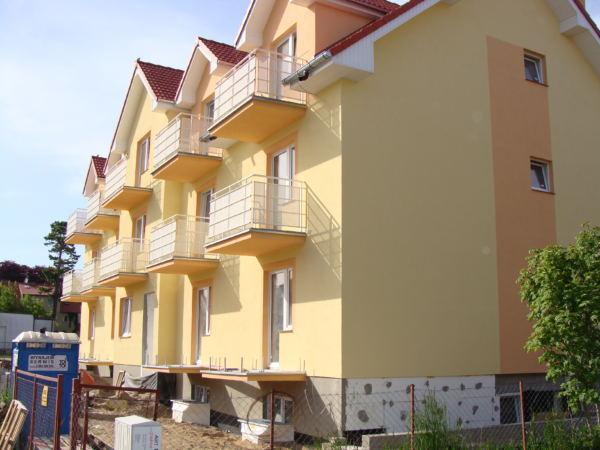 Budowa osiedla mieszkalnego w miejscowości Rewal