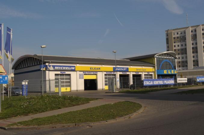 Budowa stacji kontroli pojazdów wraz z warsztatem samochodowym